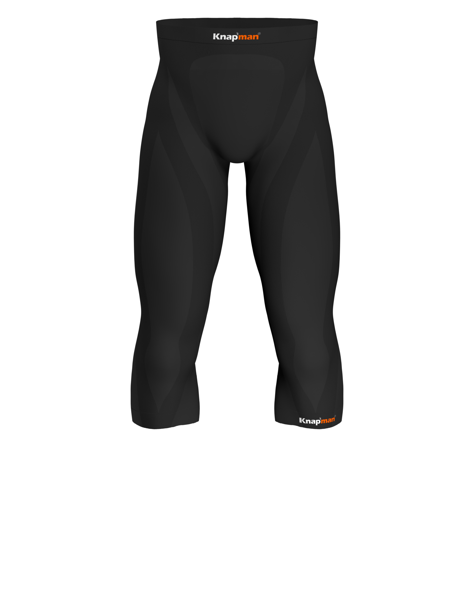 Knap'man Zoned Compression Tights 3/4 - 25%